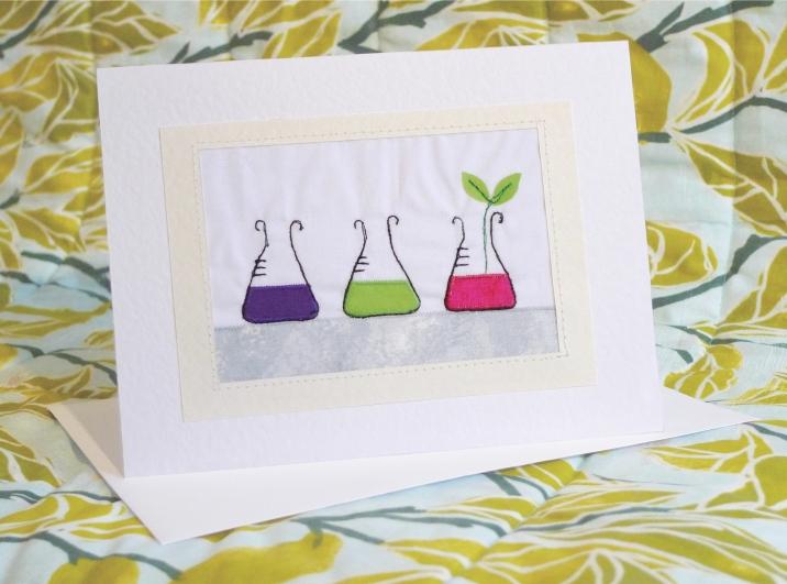 Three in a row - laboratory